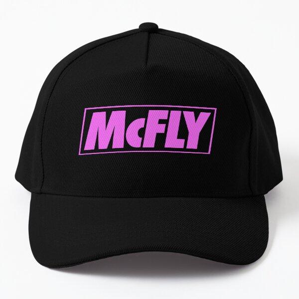Mcfly Band - Pink Logo  Baseball Cap