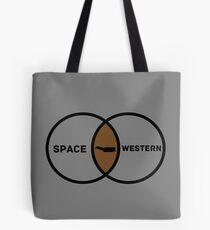 Space Western?  Tote Bag