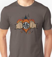 Super saiyan man tshirt T-Shirt