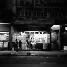 Queen's Road West, Hong Kong by Matthew Walters