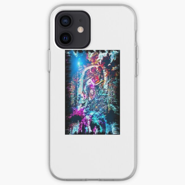 Abstract Angel  iPhone Soft Case