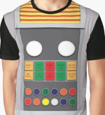 Screen Uniforms - Lost In Space - Robot Graphic T-Shirt