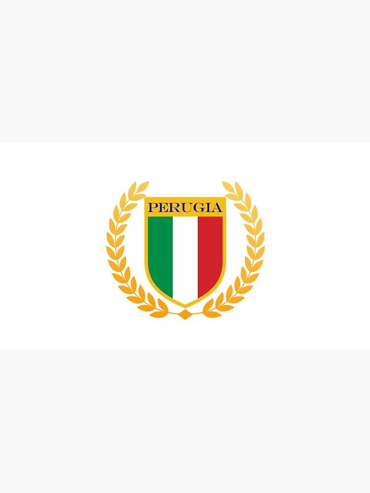 Perugia Italia Italy by ItaliaStore
