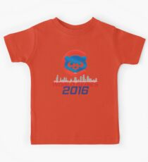 CHICAGO CUBS - WORLD SERIES CHAMPS 2016 Kids Clothes