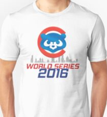 CHICAGO CUBS - WORLD SERIES CHAMPS 2016 T-Shirt