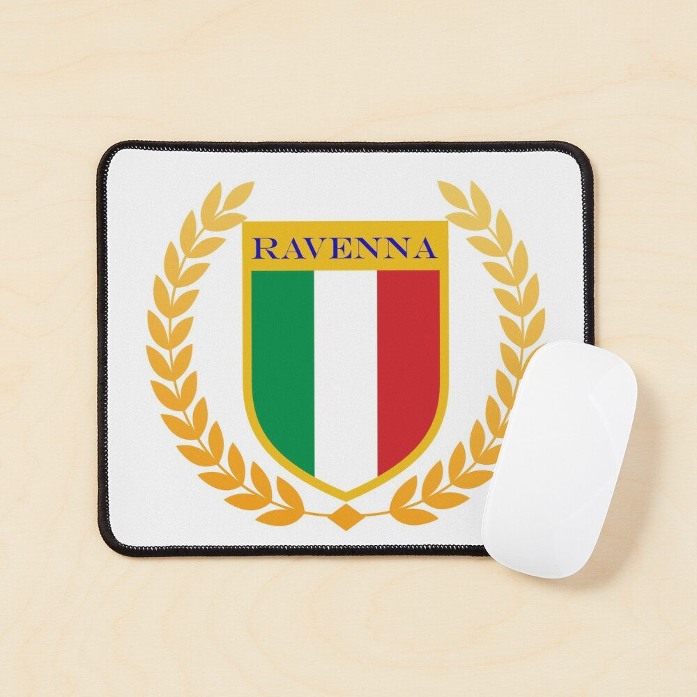 Ravenna Italia Italy Mouse Pad
