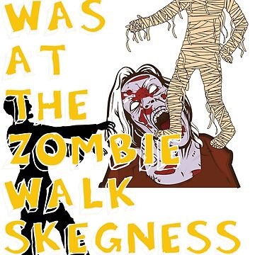 The Zombie Walk by horace009