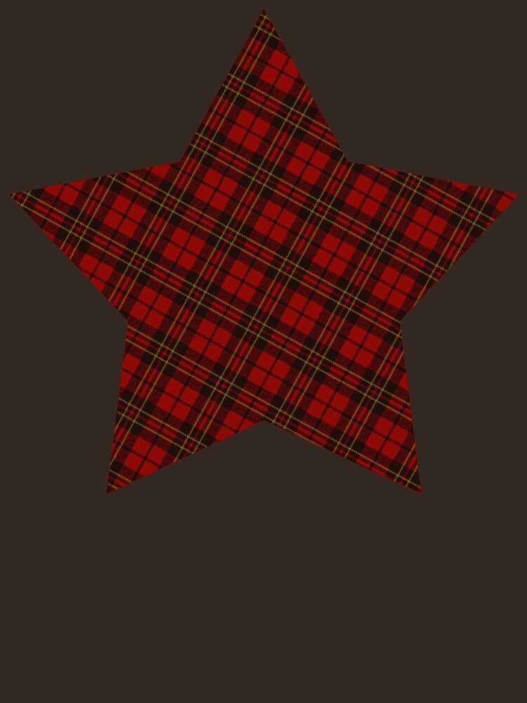 Adorable Red Christmas tartan  by PLdesign