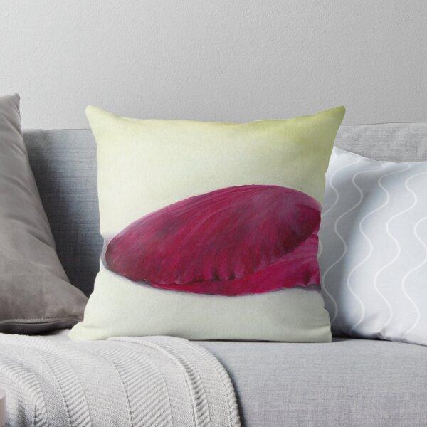 Petal Beauty Throw Pillow