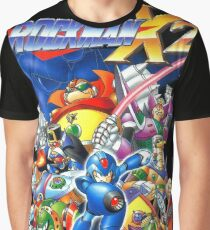 rockman X2 Graphic T-Shirt