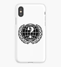 NWO iPhone Case/Skin