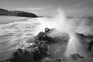 Bore beach - San Remo by Jim Worrall