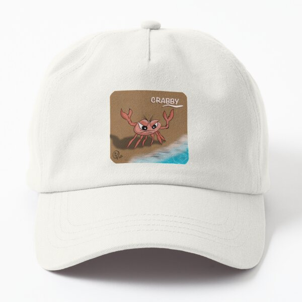 Crabby the Crab Dad Hat