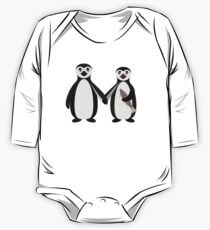 love penguins One Piece - Long Sleeve