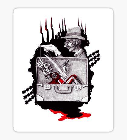 Bringing back the empire Sticker