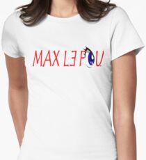 Goodies Max le Fou T-shirt col V femme