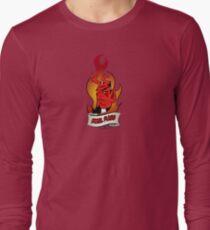 Beelzebub Six: Errol Flame Long Sleeve T-Shirt