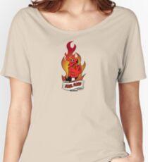 Beelzebub Six: Errol Flame Women's Relaxed Fit T-Shirt