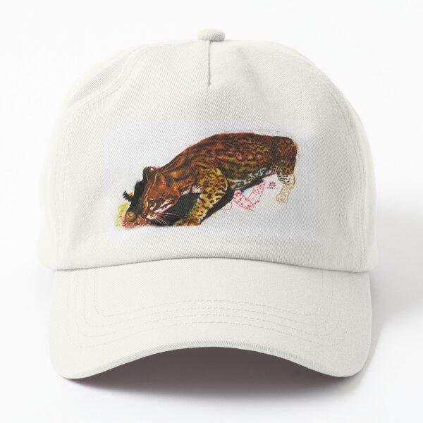 Ocelot Dad Hat