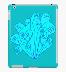 Fancy Scrolls iPad Case/Skin