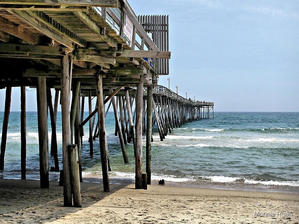 Avalon Pier by Monnie Ryan