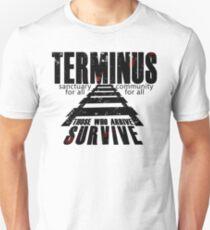 Terminus Tracks T-Shirt