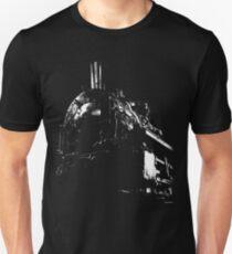 Steam Train, Locomotive shirt Unisex T-Shirt