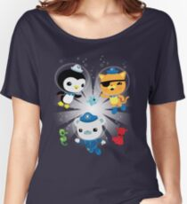 Octonauts, to your stations! Women's Relaxed Fit T-Shirt