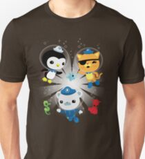 Octonauts, to your stations! Unisex T-Shirt