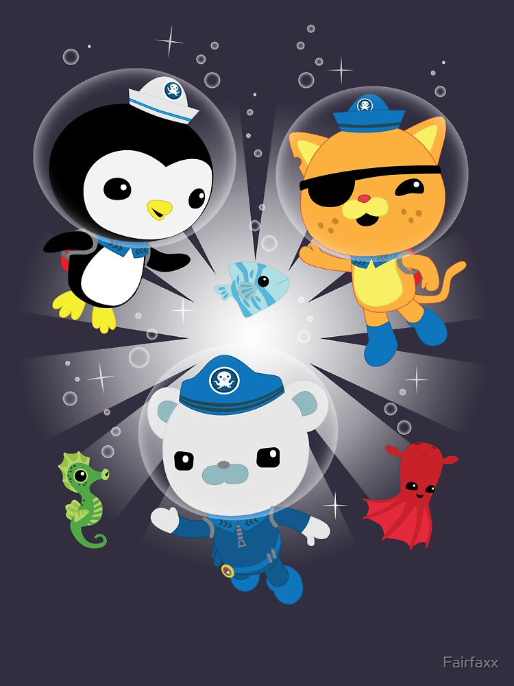 Octonauts, to your stations! | Unisex T-Shirt