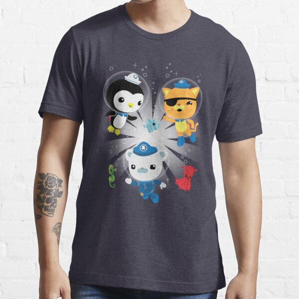 Octonauts, to your stations! Essential T-Shirt