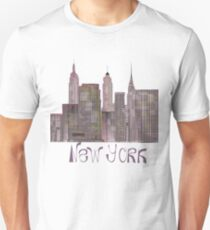 skyscrapers of New York T-Shirt