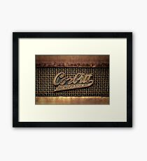Corbitt Trucks Framed Print