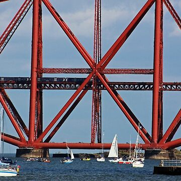 Sailing on the River Forth by DavidBaker