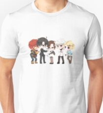 Mystic Messenger Print T-Shirt