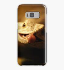 iguana tongue Samsung Galaxy Case/Skin