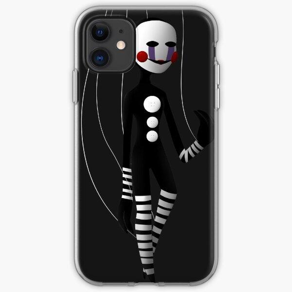 Marionette - FNAF iPhone Soft Case