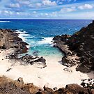 Famous Hawaiian Beaches collection. From Here to Eternity Beach. by Alex Preiss
