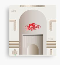 PC Engine Canvas Print