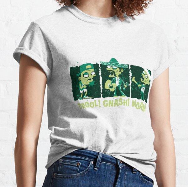 Zombies! Set 1 Classic T-Shirt