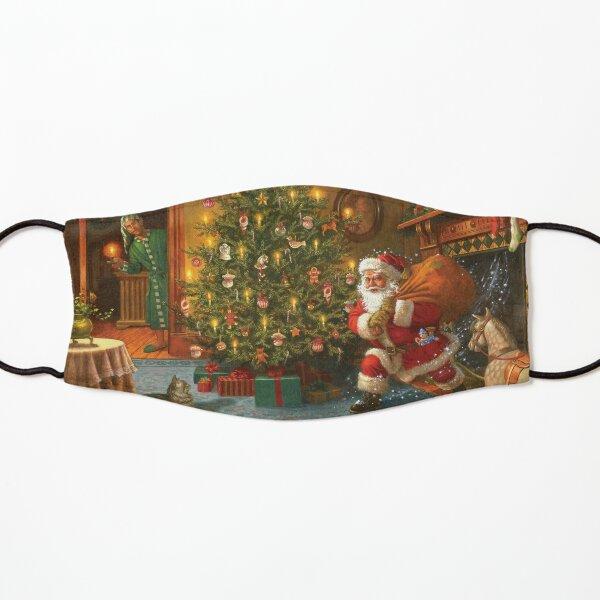 Santa's Delivery Kids Mask