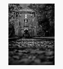 locomotive 7738 Photographic Print