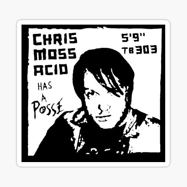 Acid Posse*  Sticker