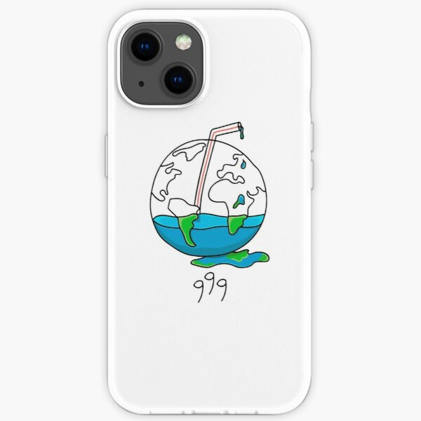 The earth iPhone Soft Case