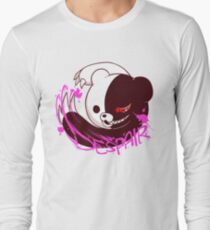 Dangan Ronpa Monobear Long Sleeve T-Shirt