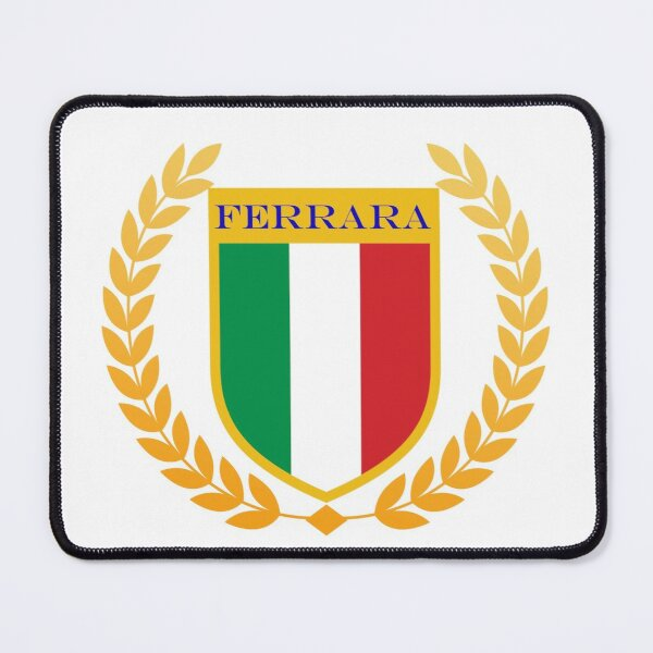 Ferrara Italia Italy Mouse Pad