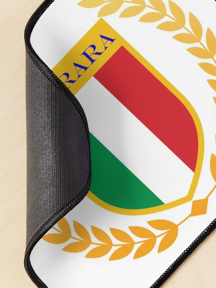 Alternate view of Ferrara Italia Italy Mouse Pad