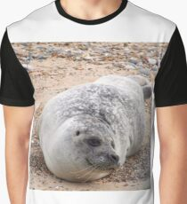 Seals of Blakeney Point (4) Graphic T-Shirt