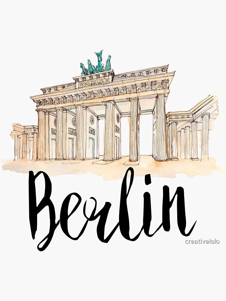 Berlin by creativelolo