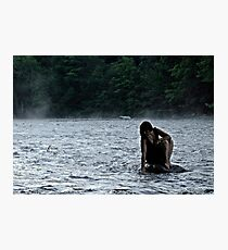 Early Morning Soul Cleansing Photographic Print